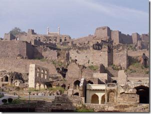गोलकोंडा किल्ला