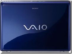 Sony Vaio CR laptop