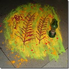 हिरवा कंदील